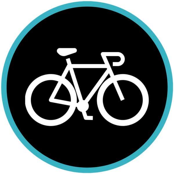 bicikli kategorija ikonica