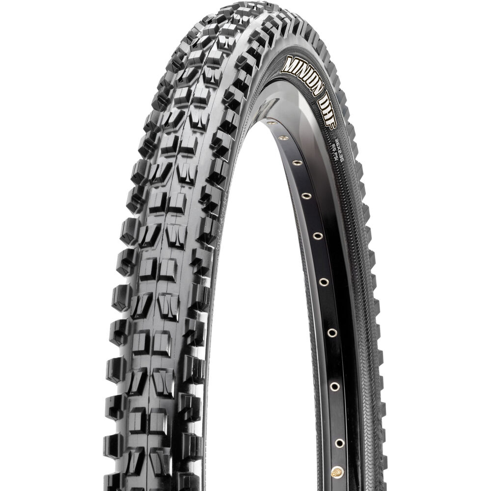 Maxxis Minion DHF 3C EXO TR 650B Folding Tyre MTB Off Road Tyres Black TB85925100